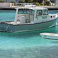 Bermuda Boat by Tom Singleton