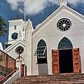 Bermuda Church by Allen Beatty