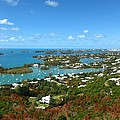 Bermuda From Gibbs Hill Lighthouse by Gordon Cain