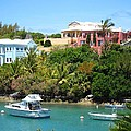 Bermuda In May by Gordon Cain