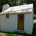 Bermuda - Simple Cottage by Richard Reeve