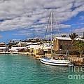 Bermuda St George Harbour by Charline Xia