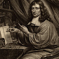 Bernard Vaillant Flemish, 1632 - 1698, Cornelis Mayer by Quint Lox