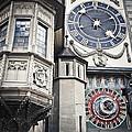 Berne Famous Clock by Mesha Zelkovich