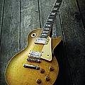 Bernie Marsden Portrait And Guitar Shoot by Guitarist Magazine
