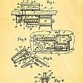 Berninger Reprojecting Ball Bumper Patent Art 1967 by Ian Monk