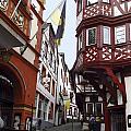 Bernkastel Germany by Sally Weigand