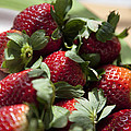 Berries In The Kitchen by Greg Kopriva