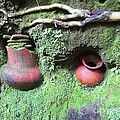 Berriles Pots by Ted Pollard