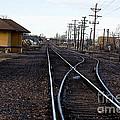 Berthoud R R Station by Jon Burch Photography