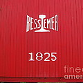 Bessemer Train by Michael Krek