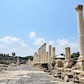 Bet Shean (scythopolis) by Photostock-israel