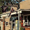 Bethel Saloon In Neon I by E Faithe Lester