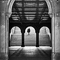 Bethesda Underpass At Central Park In New York City by Ilker Goksen