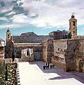 Bethlehem 1950 by Munir Alawi