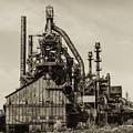 Bethlehem Pa Steel Plant   by Bill Cannon