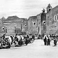 Bethlehem Painting 1928 by Munir Alawi