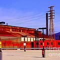 Bethlehem Steel Buildings by Marcia Lee Jones