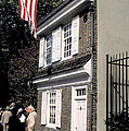 Betsy Ross House by Carl Purcell