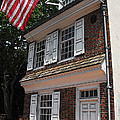 Betsy Ross House by Cindy Manero