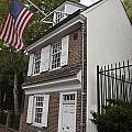 Betsy Ross House Philadelphia Pennsylvania by Jason O Watson