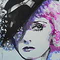 Bette Davis 02 by Chrisann Ellis