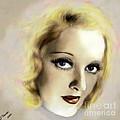 Bette Davis Eyes by Arne Hansen