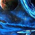 Between Alien Worlds by Murphy Elliott