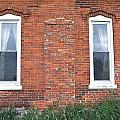 Between The Windows by Susan Wyman
