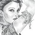 Beutiful Indian Actress by Rajesh Kalbhor