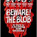Beware The Blob, Aka Son Of Blob, Us by Everett