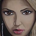 Beyonce by Dean Stephens