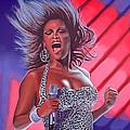 Beyonce by Paul Meijering