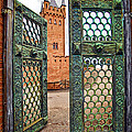 Beyond The Courtyard Gate by Marcia Colelli