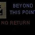 Beyond This Point No Return by Georgina Noronha