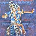 Bharatha Naatyam by Usha Shantharam