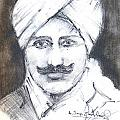 Bharathi by Jeya Prakash Ashokan