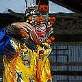 Bian Jiang Dancer Color Drawing Hp by David Lange