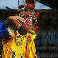 Bian Jiang Dancer Lux Hp by David Lange