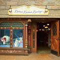 Bibbidi Bobbidi Boutique Fantasyland Disneyland by Thomas Woolworth
