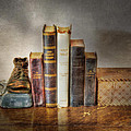 Bibles And Hymnbooks by David and Carol Kelly