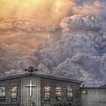 Biblical Sunset by Trish Tritz