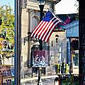 Biblion Used Books Reflections 2 - Lewes Delaware by Kim Bemis