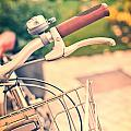 Bicycle by Delphimages Photo Creations