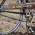 Bicycle Gears by Debra and Dave Vanderlaan