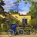 Bicycle In Santa Fe by Madeline Ellis