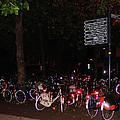 Bicycle Parking In Haarlem by Alex Vishnevsky
