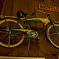 Bicycle Shop by David Dufresne