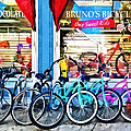 Bicycles And Chocolate by Susan Savad