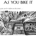 Bicycles Can Be Ridden On The Street by Arnold Roth